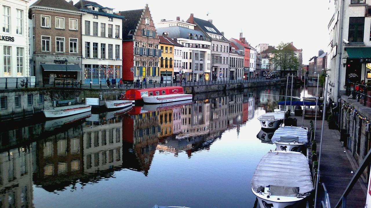 Ghent-Hotspot