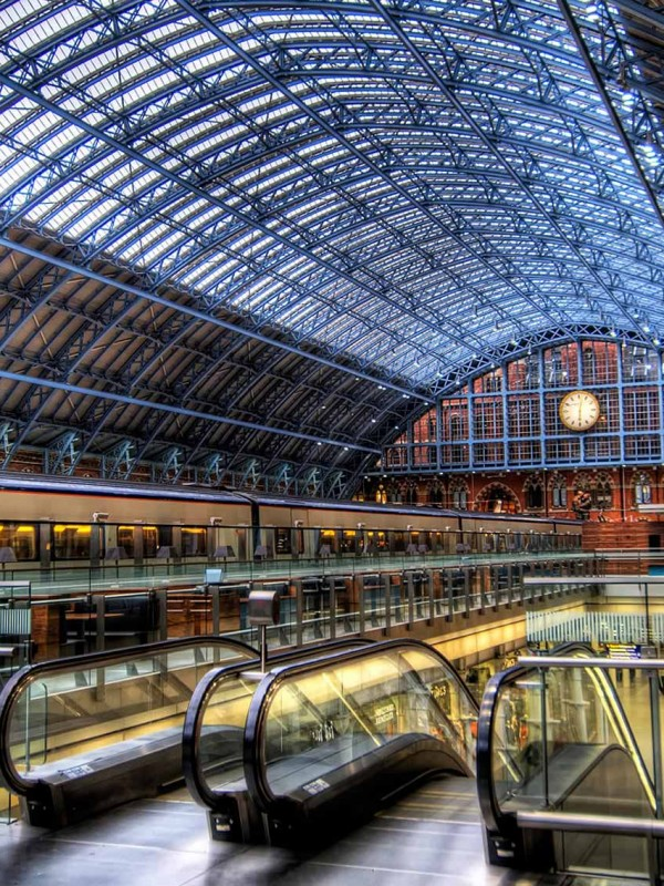 St. Pancras International