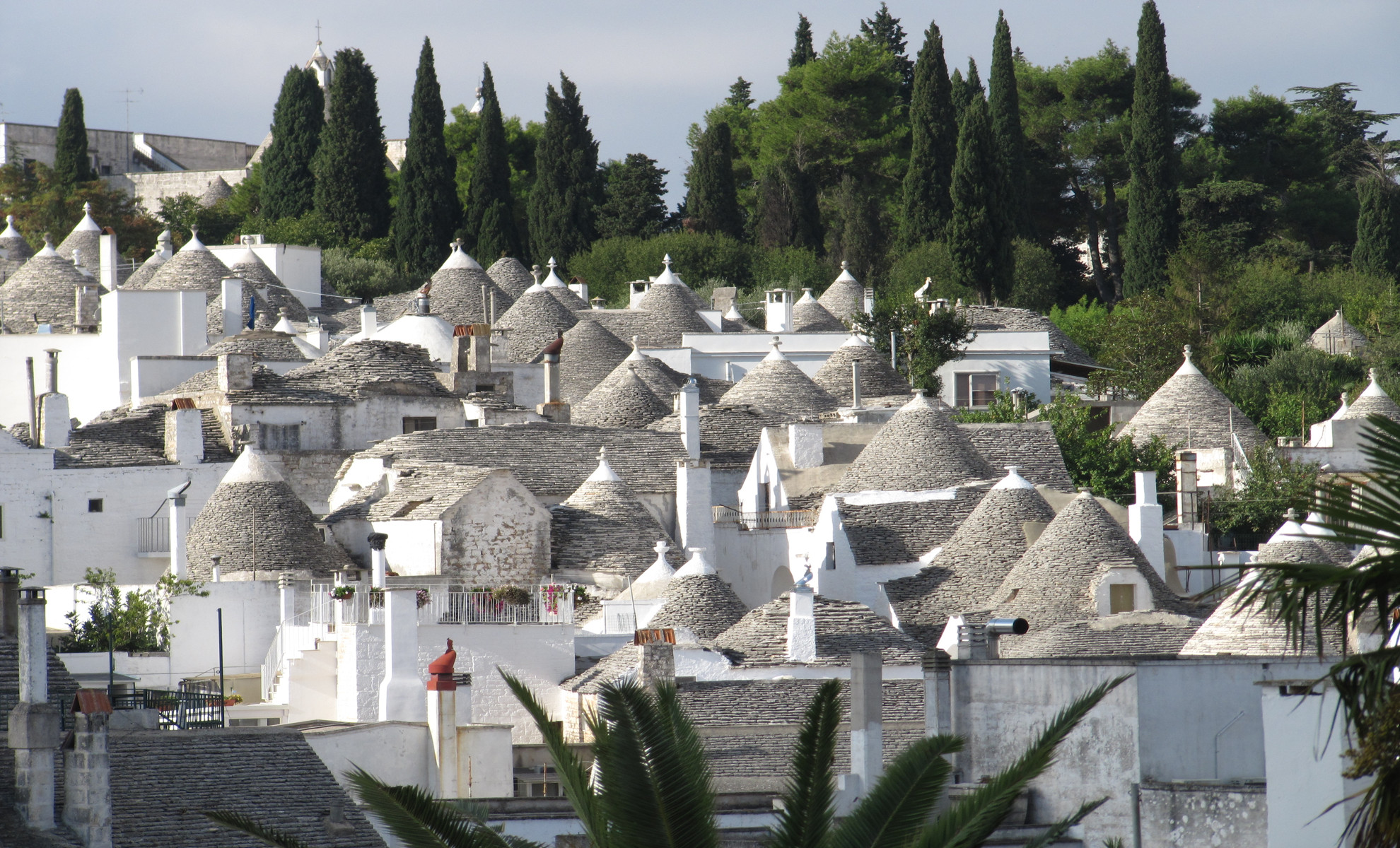 Picturesque Alberobello Italy The Backpackers