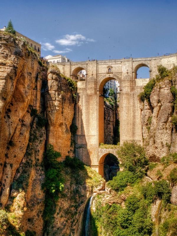 Puente-Nuevo-in-Spain
