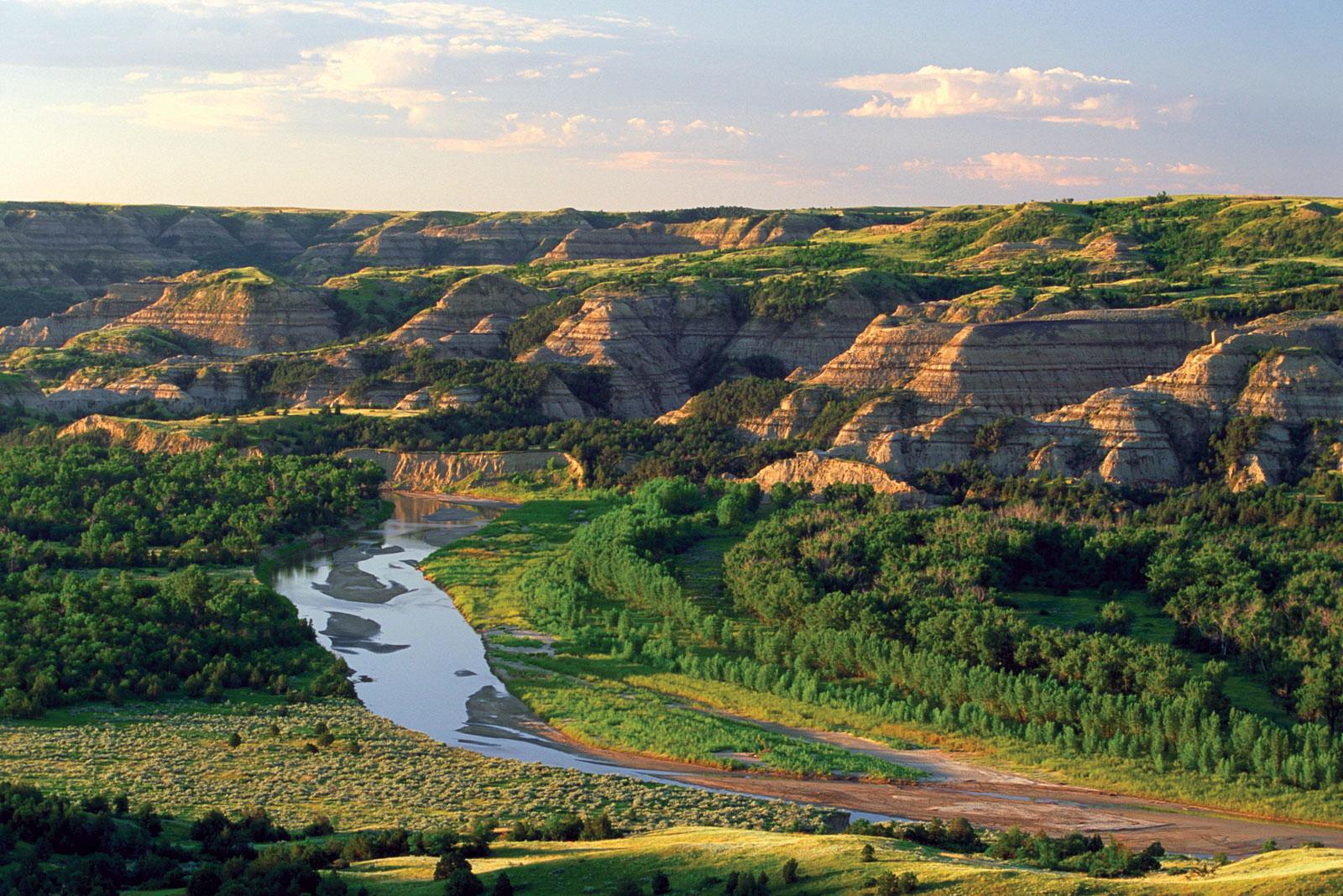 Theodore Roosevelt National Park in North Dakota4