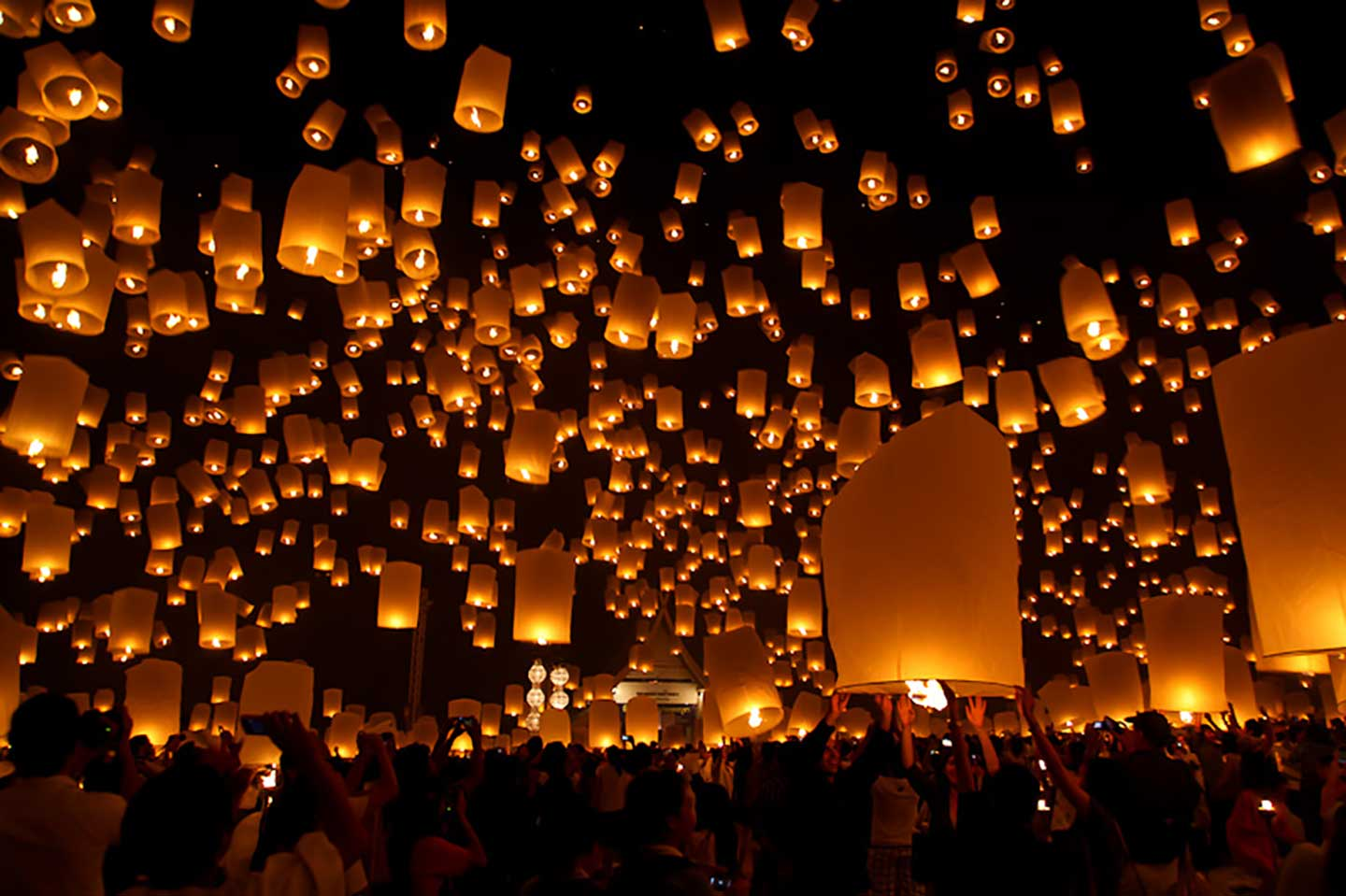 lantern festival_Pingxi Sky Lantern Festival: A Real Treat to Eyes | The BackPackers