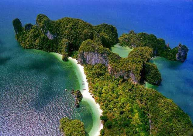 Alluring Hong Island – Krabi, Thailand  The BackPackers