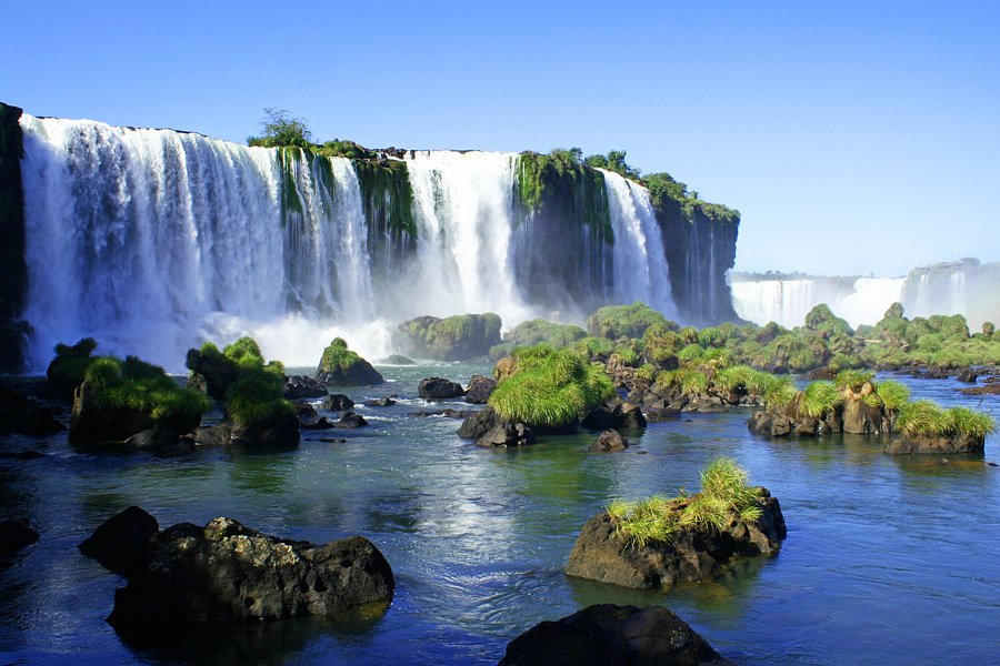 TOP 10 TRAVEL DESTINATIONS IN BRAZIL