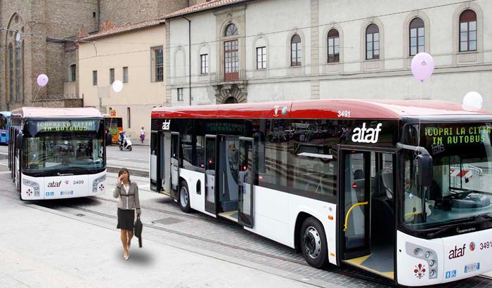 Bus Florence Ataf