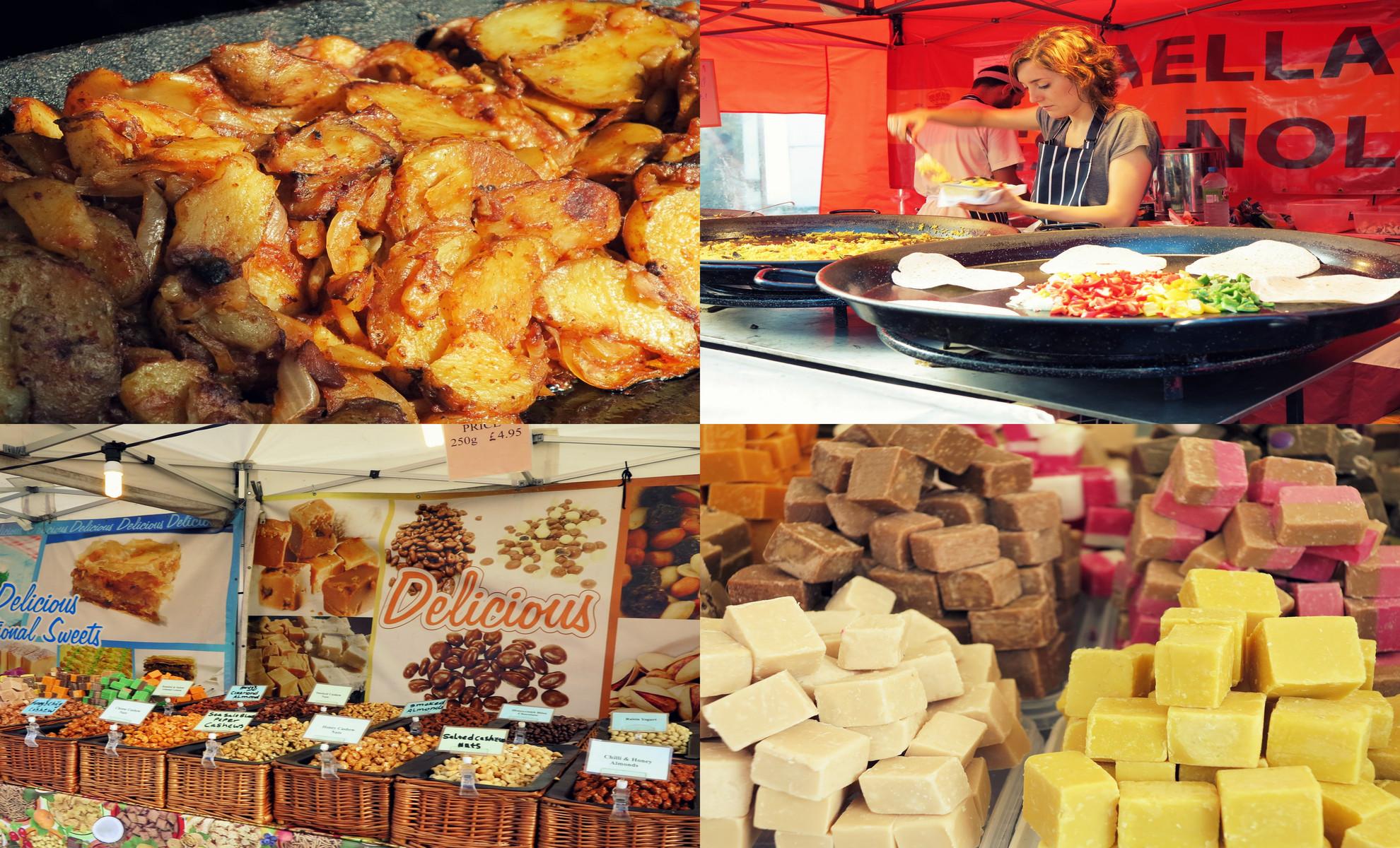 Edinburgh-market-food
