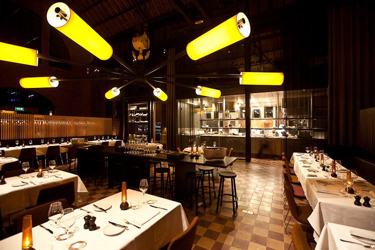 Ghent-restaurant