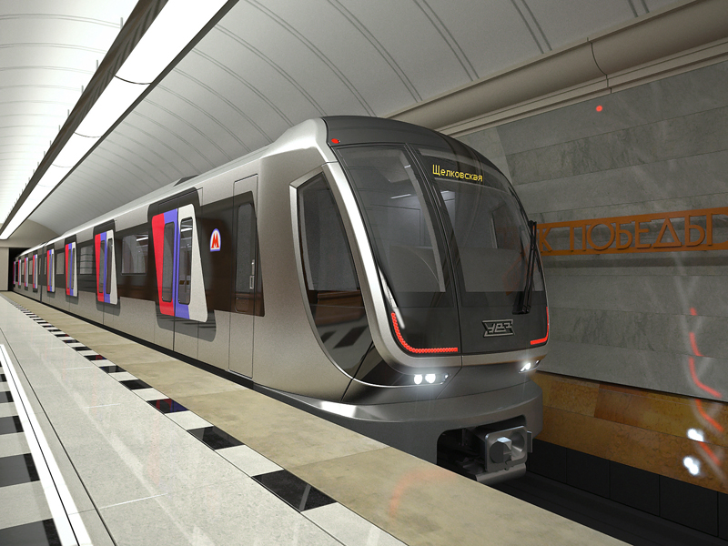 Moscow Metro Rail