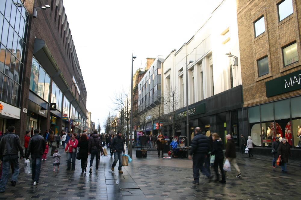 shopping-Glasgow