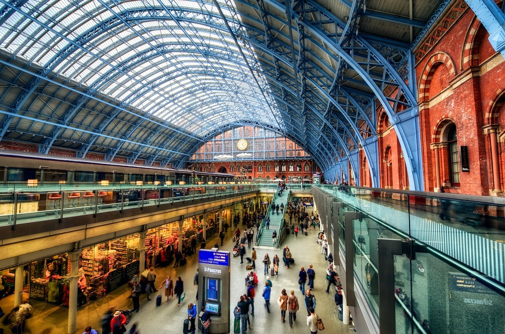 St. Pancras International1