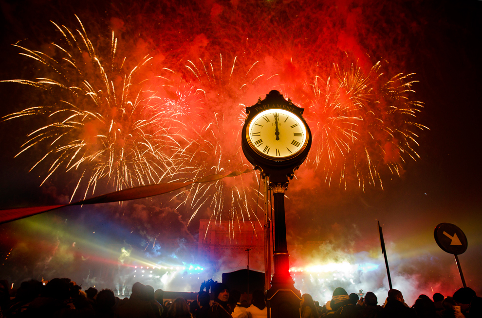 Top 10 New Year's Eve Celebrations around the World | The ...