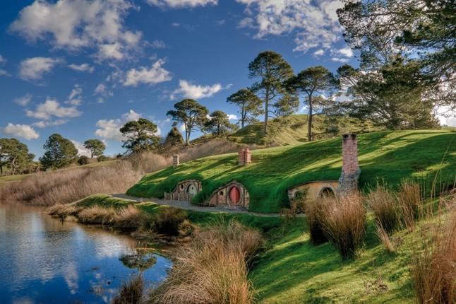 Hobbit Village in New Zealand3