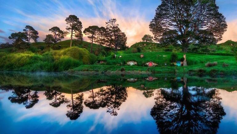Hobbit Village in New Zealand4