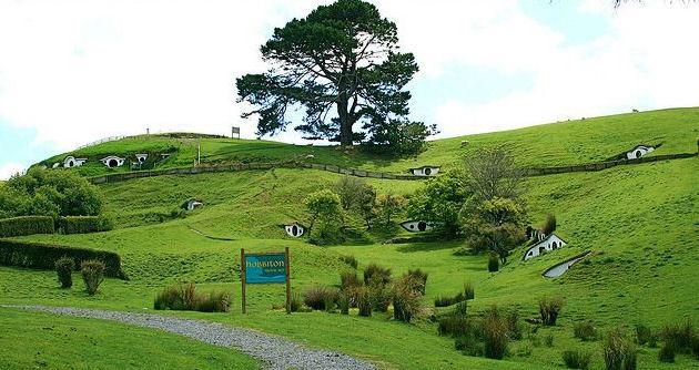 Hobbit Village in New Zealand5