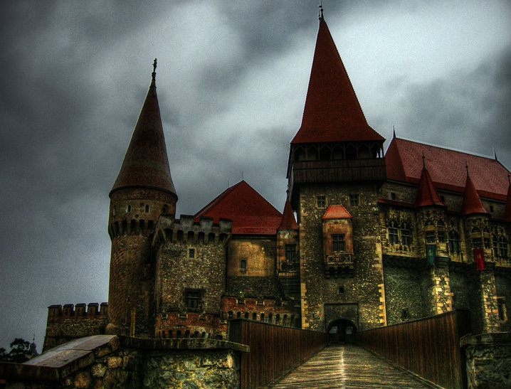 Hunyadi Castle of Romania
