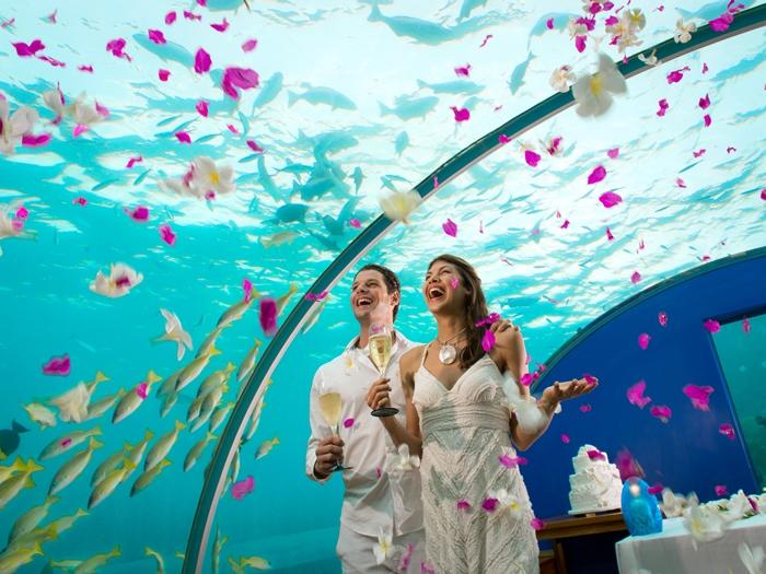 Ithaa Underwater Restaurant in Maldives3