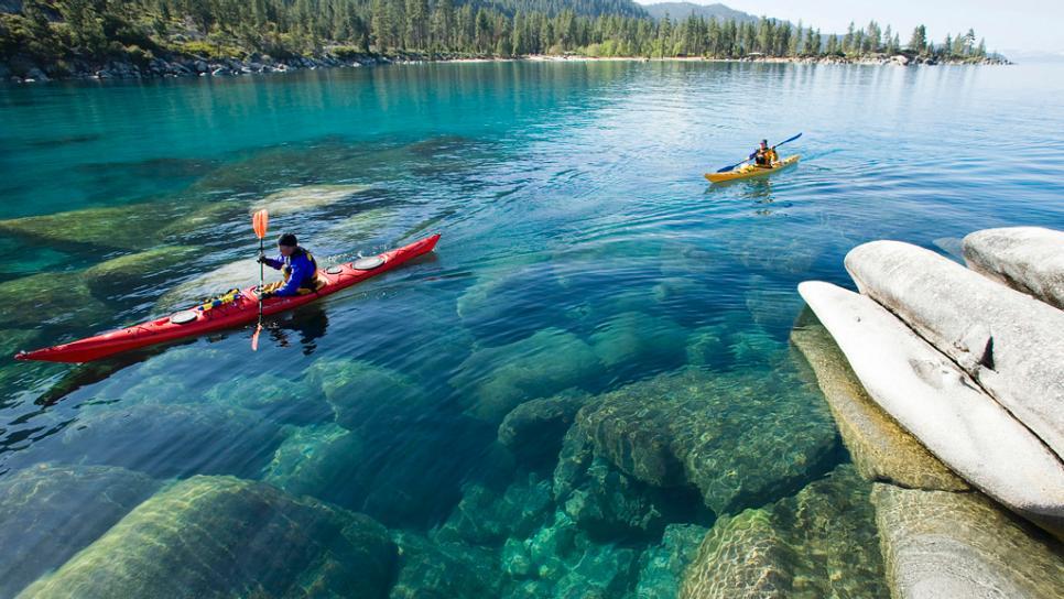 Sand Harbor Lake Tahoe Nevada1