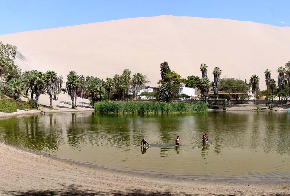 Huacachina Oasis in Peru3