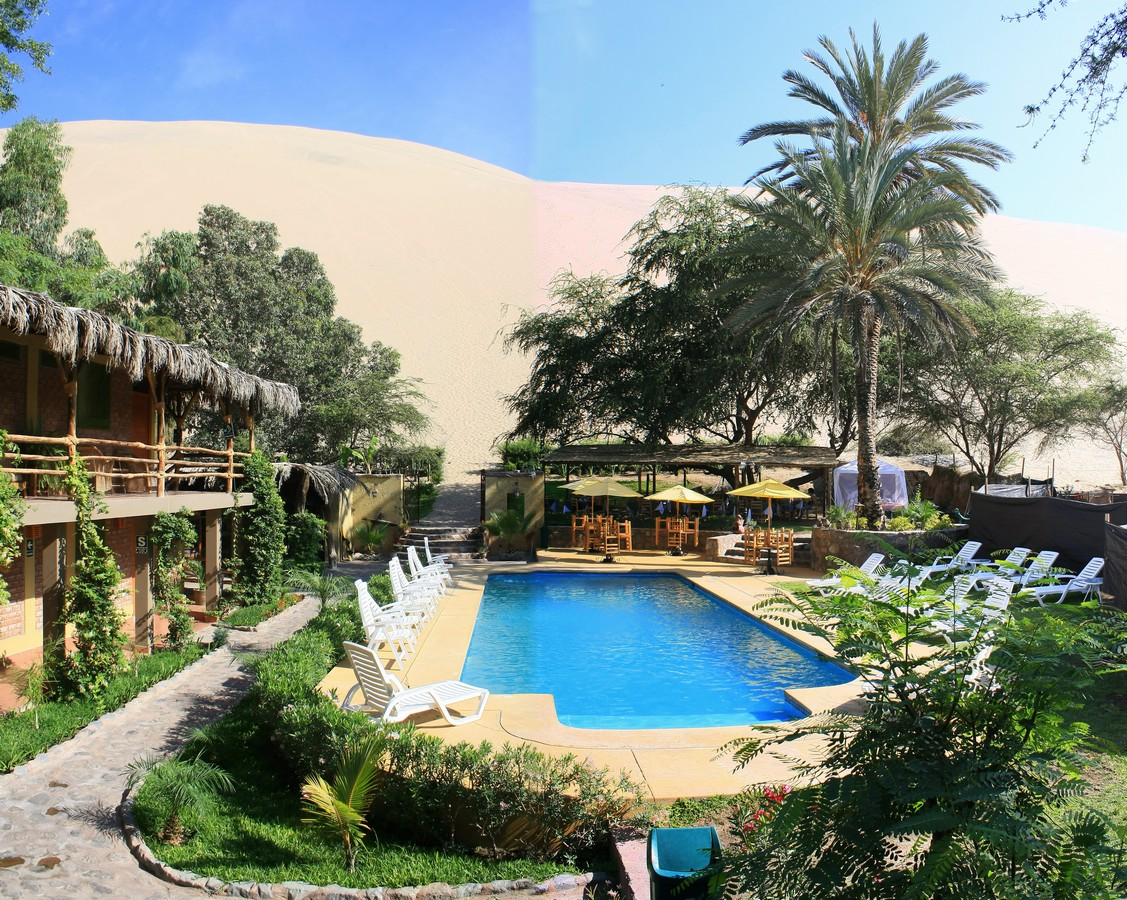 Huacachina Oasis in Peru4