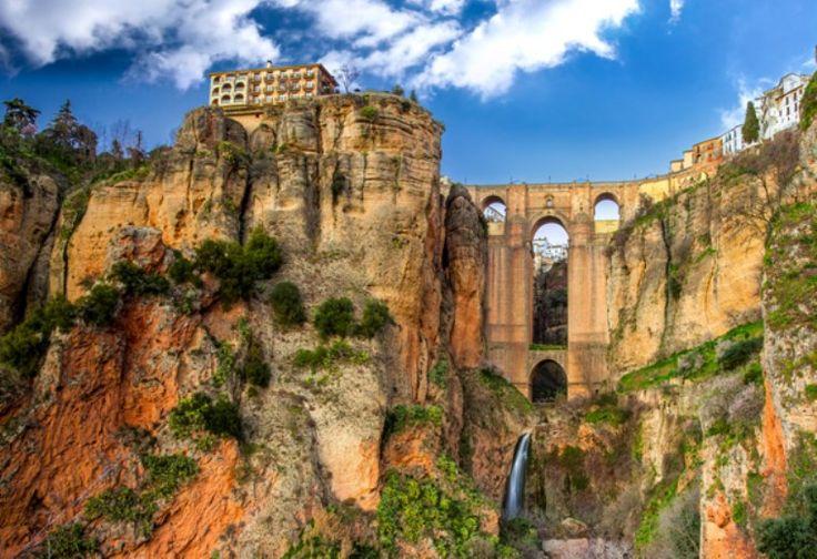 Puente Nuevo in Spain2