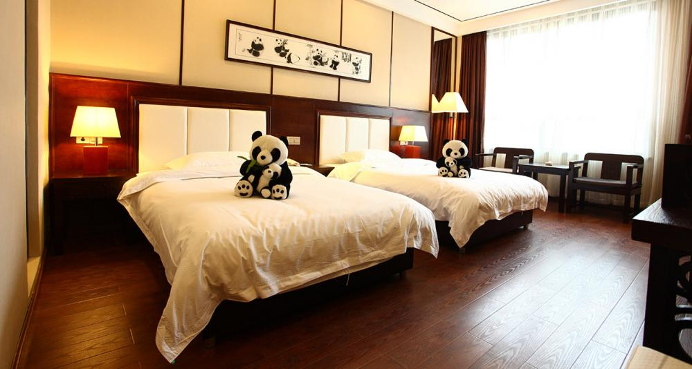 The Posh Panda Inn in Sichuan3
